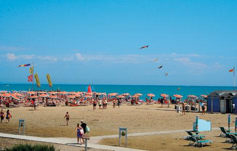 Bibione_spiaggia