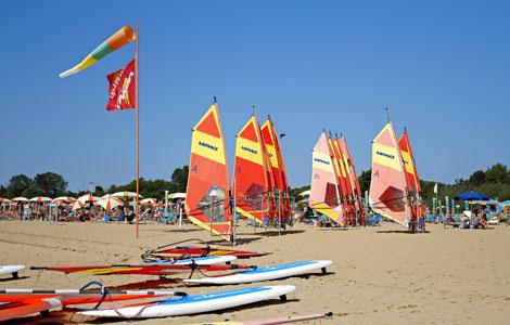 Bibione_spiaggia_surf