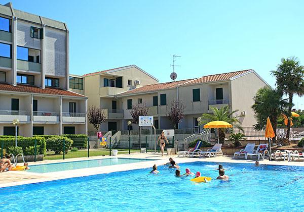Villaggio Della Luna Bibione Villette Frontemare: Villaggio Luna 2, Caorle