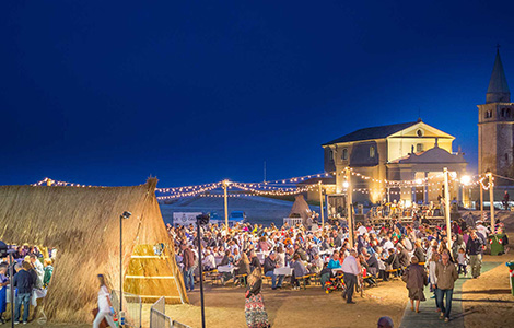 Local festivals in the Province of Venice