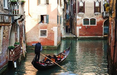 venezia-gondola