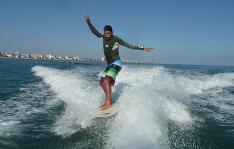 Fare sport a Jesolo in spiaggia