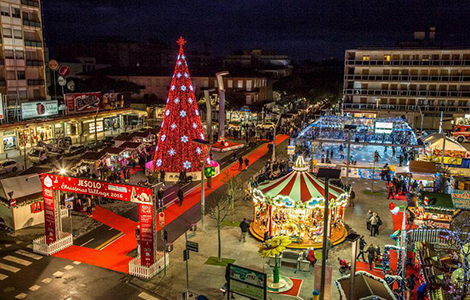 The sand nativity and Christmas events
