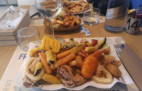 The best restaurants in Jesolo