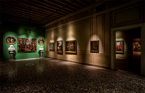 The Cavallini-Sgarbi collection Exhibition