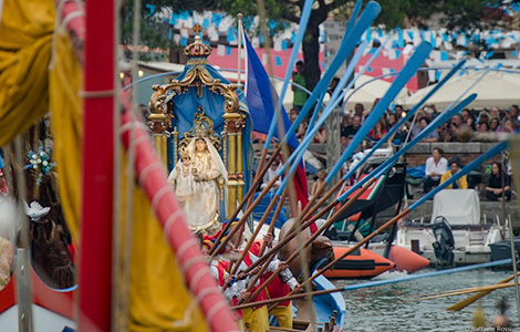 Our Lady of the Angels Festival in Caorle