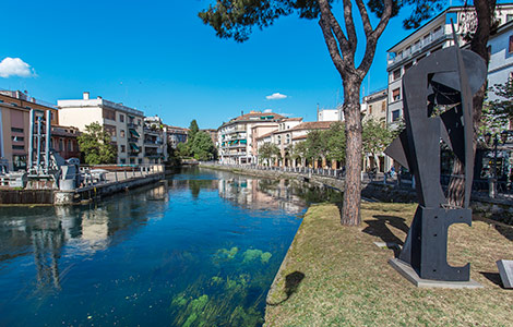Ein Tag in Treviso
