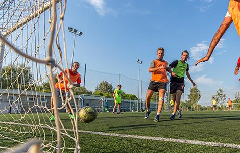 Sport e Fitness in vacanza a Bibione